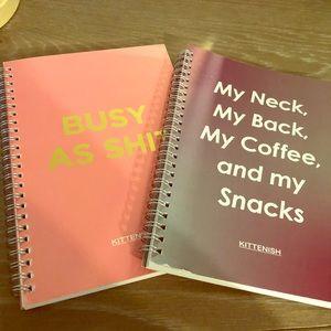 Jessie James Decker Kittenish Notebooks